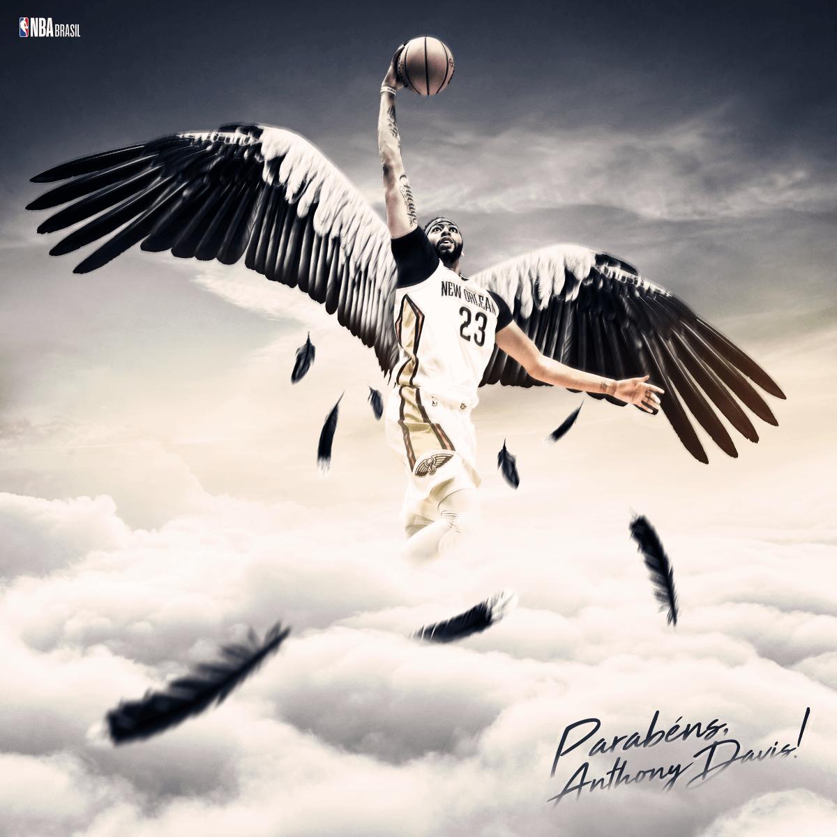 NBA-aniversários-Anthony-Davis