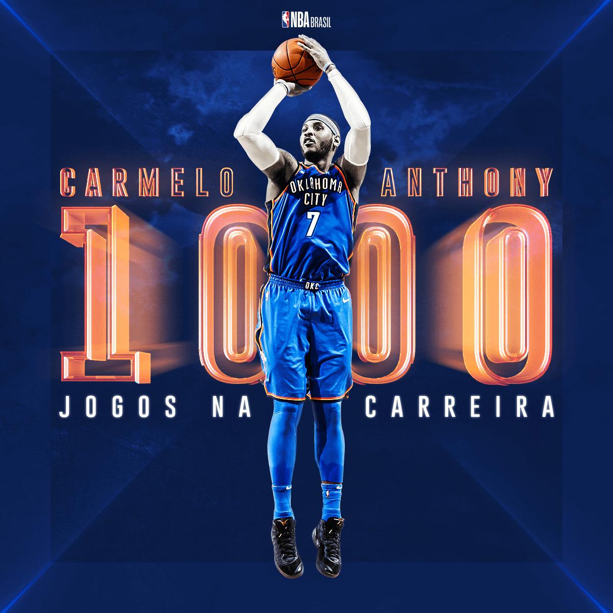 NBA-especiais-Carmelo-1000-jogos