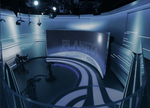 Grupo Globo. The largest mass media group of Latin America.